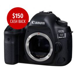 Canon EOS 5D Mark IV Camera Body