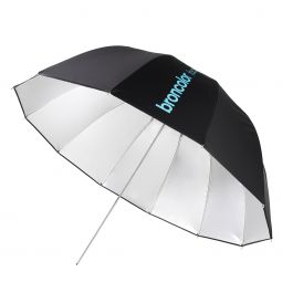 Broncolor Focus 110 Umbrella Silver/Black 110cm