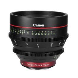 Canon CN-E 50mm T1.3 L F Lens