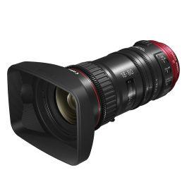 Canon CN-E 18-80mm T4.4 L IS KAS S Compact Servo Lens Lens