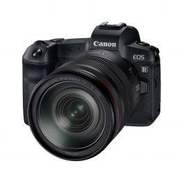 Canon EOS R Camera Body Kit w/RF24-105LIS Lens