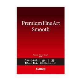 Canon FASM1A4 25 Sheets Premium Fine Art Smooth