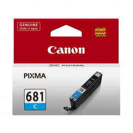 Canon Ink Cartridge CLI-681C