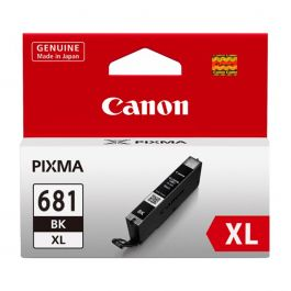 Canon Ink Cartridge CLI-681XLBK
