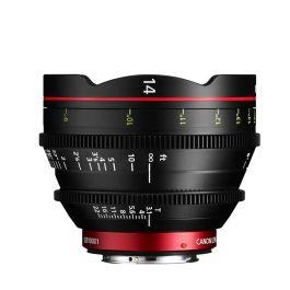 Canon CN-E 14mm T3.1 L F Lens