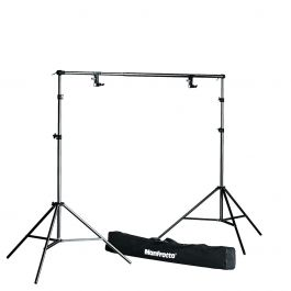 Manfrotto Stand Background Kit Black