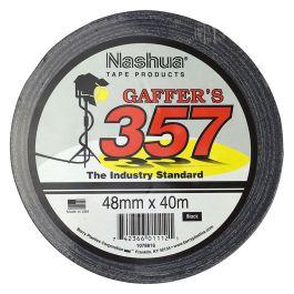 Nashua Gaffer Tape 357 Black - To Buy