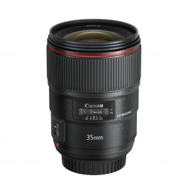 Canon EF 35mm f/1.4 L II USM Lens