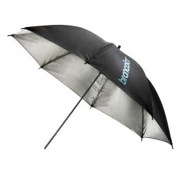 "Broncolor umbrella silver/black 105 cm (41.3"")"