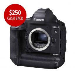 Canon EOS-1D X Mark III DSLR Camera with 2 x CFexpress Card and Reader Bundle