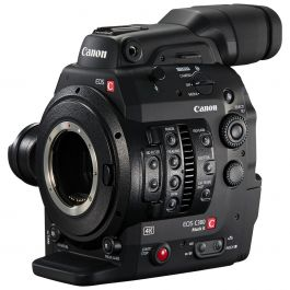 Canon C300 Mark II Camera Body