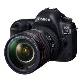 Canon EOS 5D Mark IV Premium Kit with 24-105mm F4 L IS II Lens