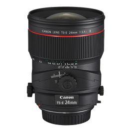 Canon TS-E 24mm f/3.5L II Lens