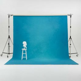 Oliphant 3.65 x 6.70m Canvas Backdrop - Ocean