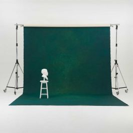 Oliphant 3.65 x 6.70m Canvas Backdrop - British Racing Car Green