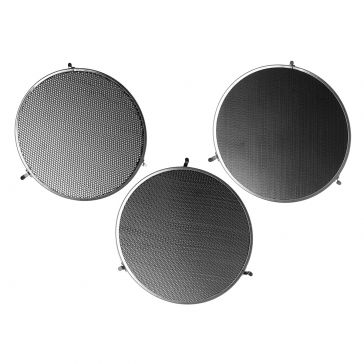 Broncolor Honeycomb Grids For P65,P45 & Par 27.5 Cm 3 Pc