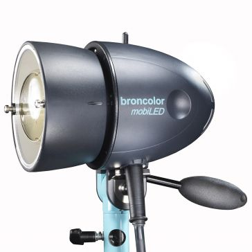 Broncolor MobiLED, incl. reflector Ex College