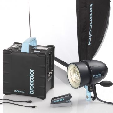 Broncolor Move 1200 L Outdoor kit 1 RFS 2