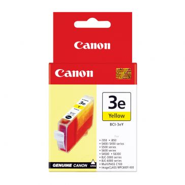 Canon Ink Cartridge BCI-3EY
