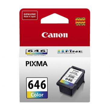 Canon Ink Cartridge CL-646