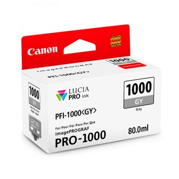 Canon PFI1000GY Grey Ink Tank