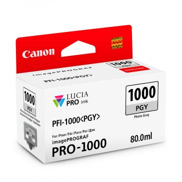Canon PFI1000PGY Photo Grey Ink Tank