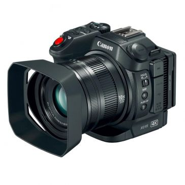 Canon XC15 Compact 4K Camcorder