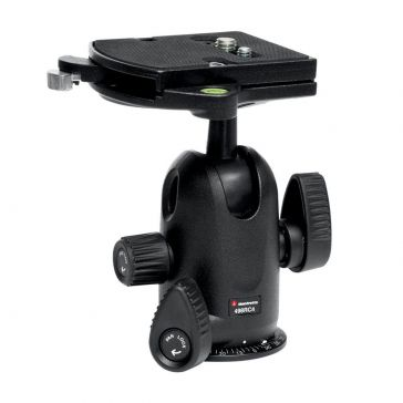 Manfrotto 498RC4 Ball Head w/ Hex Plate