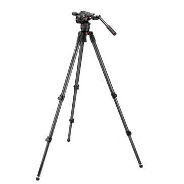 Manfrotto Video Tripod Kit 535C Plus N8