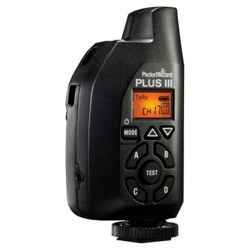 PocketWizard Plus III Transceiver (433MHz)