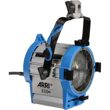 Arri 650w Plus Fresnel Kit