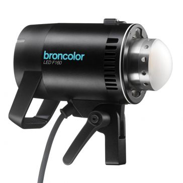 Broncolor LED F160 lamphead