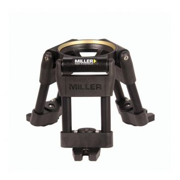 Miller D100 Hi Hat with 100mm Tripod Bowl