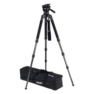 Miller Compass 25 Solo 3 Stage Alloy Tripod System