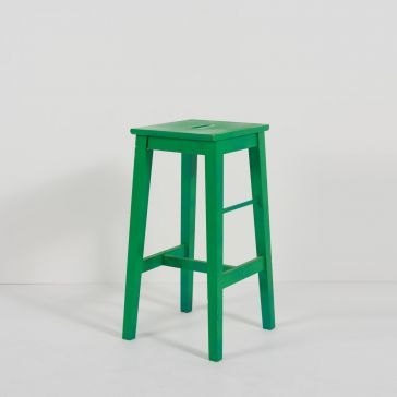 Timber Bar Stool - Custom Colours