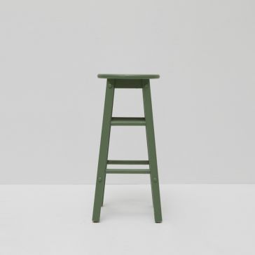 Wooden Bar Stool - Custom Colours