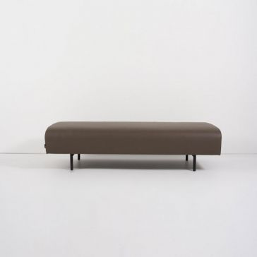 Upholstered Gallery Bench