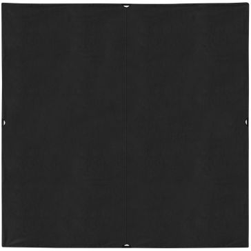 Westcott Scrim Jim Flat Black Fabric 6' x 6'