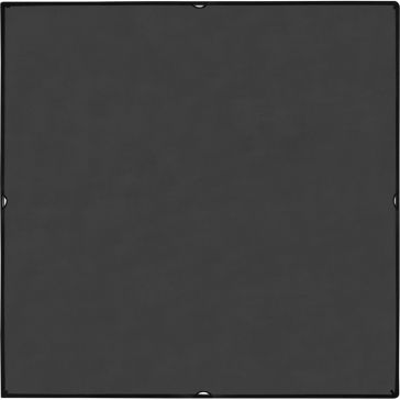 Westcott Scrim Jim Flat Black Fabric 8' x 8'