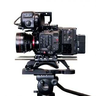 Canon EOS C500 Mark II and Arri Rig Kit