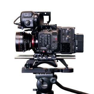 Canon EOS C500 Mark II and Arri Rig Kit