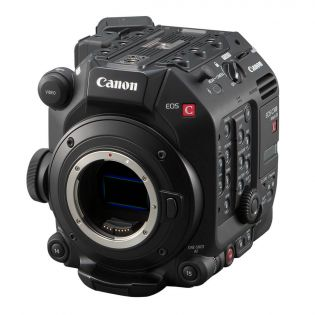 Canon EOS C300 Mark III and Arri Pro Set Kit