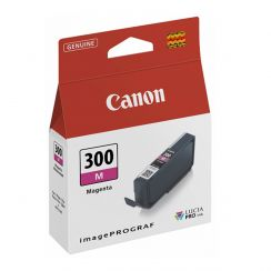 Canon PFI 300M Magenta Ink Tank