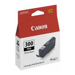 Canon PFI 300PBK Photo Black Ink Tank