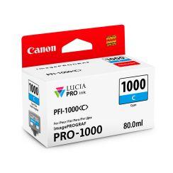 Canon PFI1000C Cyan Ink Tank