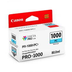 Canon PFI1000PC Photo Cyan Ink Tank