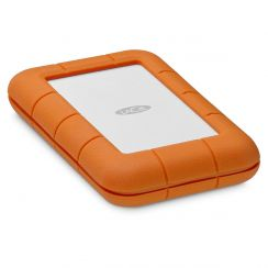 Lacie 4TB Rugged USB C & Thunderbolt