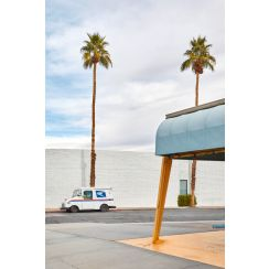 USPS Truck, Palm Springs