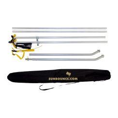 Sunbounce Sun-Swatter Big 6' x 8' Frame