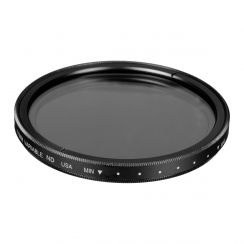 TIFFEN Variable Neutral Density Filter 72mm
